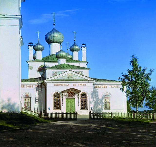 Успенский собор стал местом погребения святой супружеской четы