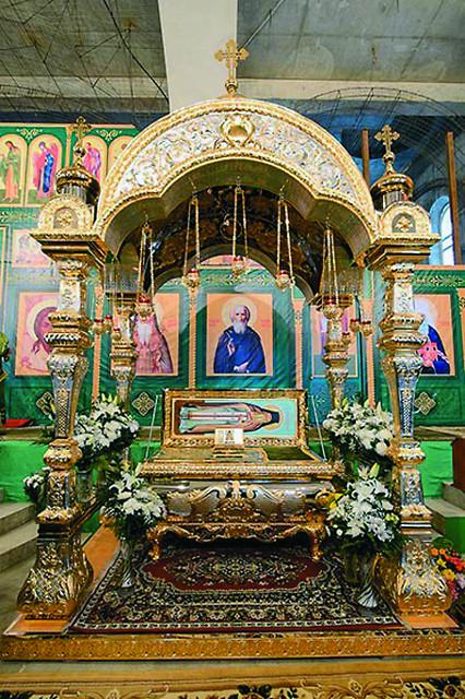 Несколько тысяч верующих из Казахстана, стран ближнего и дальнего зарубежья отметили 50 лет со дня преставления преподобного Севастина, последнего Оптинского старца и небесного покровителя Казахстанской земли