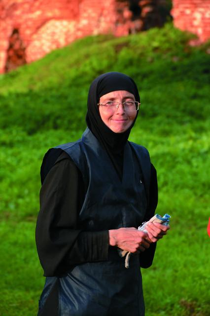 В старшей сестре монахине Михаиле удивительным образом сочетаются деловая хватка и бесконечная доброта
