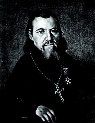 Протоиерей Матфей  Константиновский
