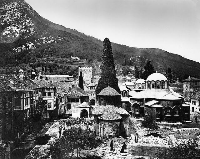 Лавра святого Афанасия, или Великая Лавра