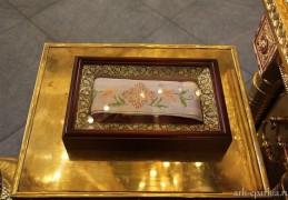 Чудотворный пояс святителя Иоанна Шанхайского и Сан-Францисского