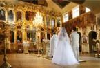 Обряд венчания очень красив и торжественен