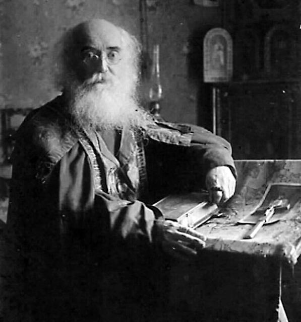 Преподобный Антоний (Абашидзе)