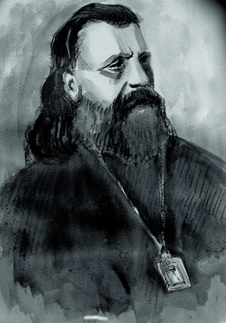 Святитель Иоанн Рижский