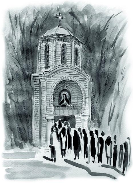 Весть об убийстве владыки Иоанна всколыхнула всю Латвию – католиков и православных, веру- ющих и неверующих