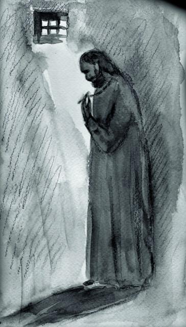 Заключенных одного за другим уводили из камеры. Он молился и ждал. Но сверши- лось чудо: около часа ночи владыку Иоанна освободили