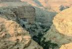 В Иудейской пустыне расположен один из старейших православных монастырей, названный именем преподобного Георгия Хозевита