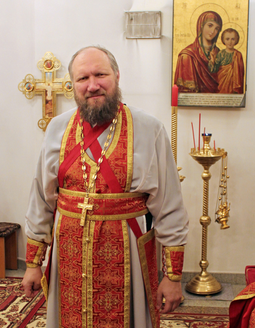 Протоиерей Алексий Марченко