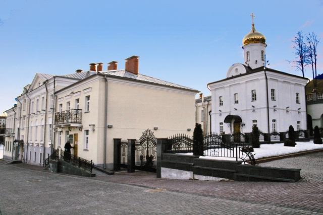 Свято-Духов женский монастырь и церковь Святого Духа