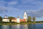Монастырь хранил величайшую святыню – часть Ризы Господней, а сейчас здесь единственный в России действующий храм преподобного Михаила Малеина, покровителя