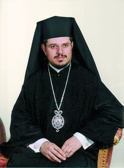 Митрополит Георгий — глава Зимбабвийской епархии