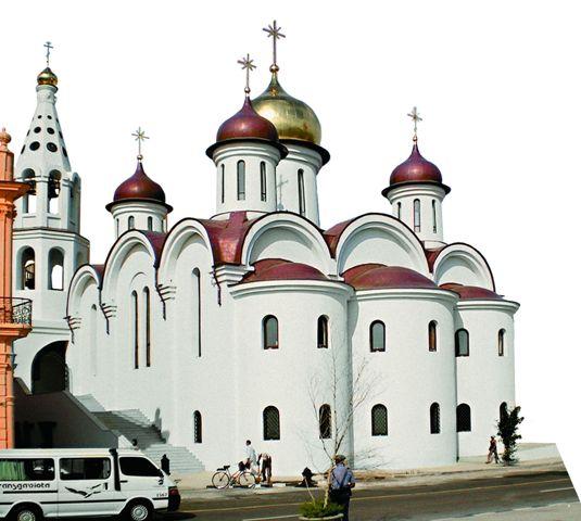 Казанский храм в Гаване – единственный в мире, построенный для Русской Церкви  силами государства, население которого — преимущественно католики