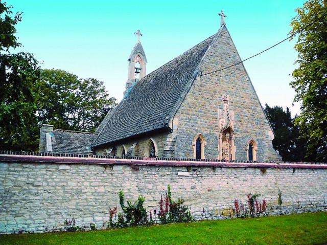 Католическая церковь свт. Бирина