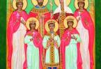 В 2000 году вся царская семья была причислена к лику святых новомучеников.