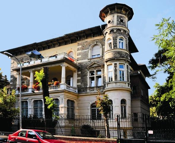 Храм преподобного Сергия Радонежского в Будапеште