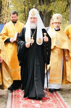 Визит Святейшего Патриарха Кирилла