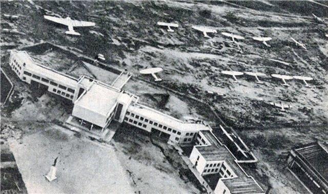 Ходынское поле 30-е годы