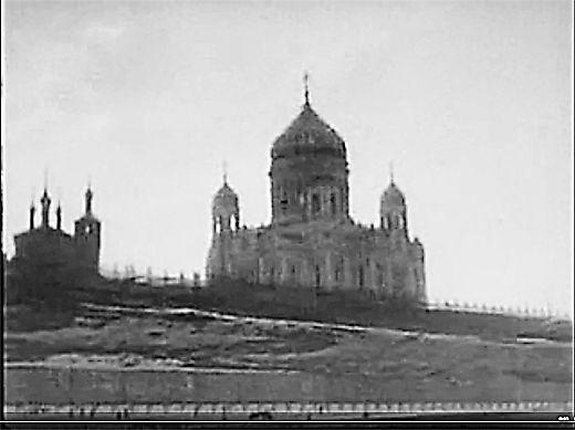 Храм Христа Спасителя в фильме «Третья Мещанская»