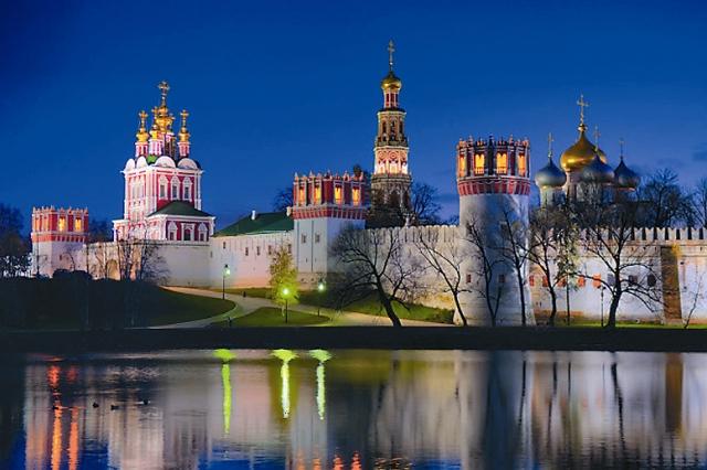 Новодевичий женский монастырь
