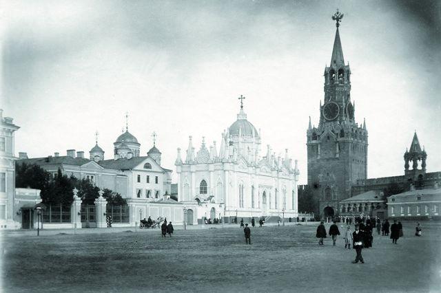 Вознесенский монастырь (фото из личного архива автора)