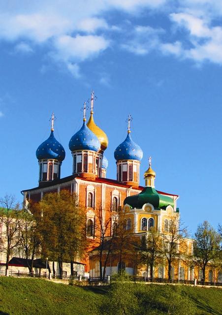 Старая Рязань представляла собой процветающий город на территории Муромо-Рязанского княжества