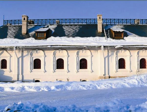 Благовещенская церковь в Павловской Слободе