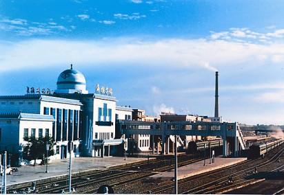 Станция Хайлар