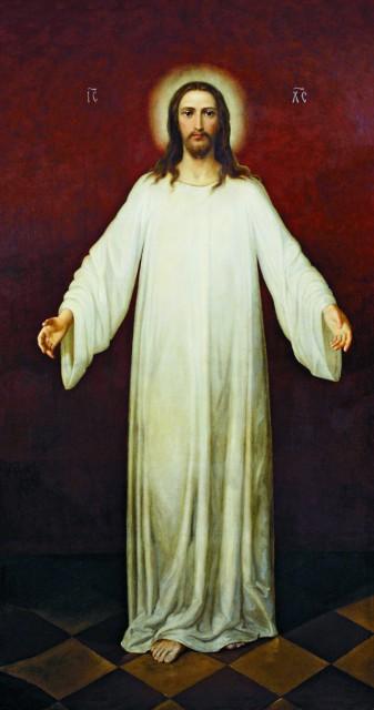 И когда приблизился Иисус к городу, то, смотря на него, заплакал о нем. (Лк. 19, 41)
