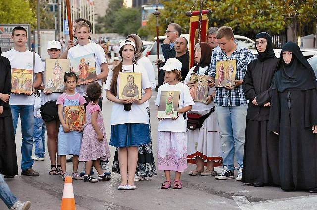 В лагерь приезжают дети из разных уголков России, самой Черногории и Латвии