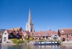 Абингдон. Церковь св. Елены