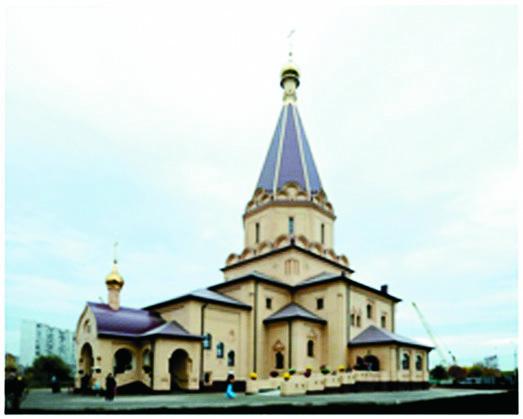 Храм в честь Усекновения главы Иоанна Предтечи (ул. Ключевая, вл. 18А)