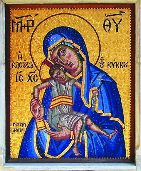 Икона Божией Матери «Киккская»