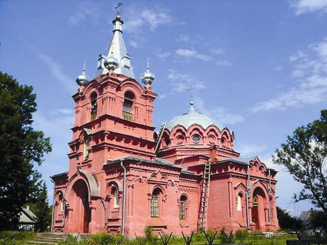 Храм вКотлах