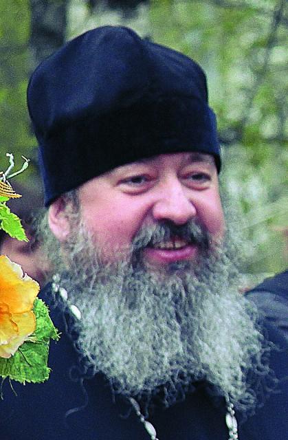 Протоиерей Димитрий Арзуманов