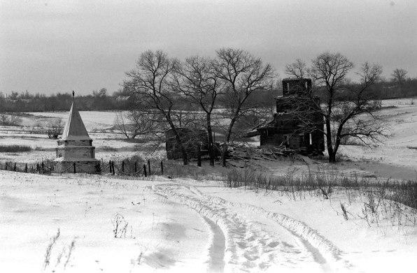 Храм Покрова 1990-е годы