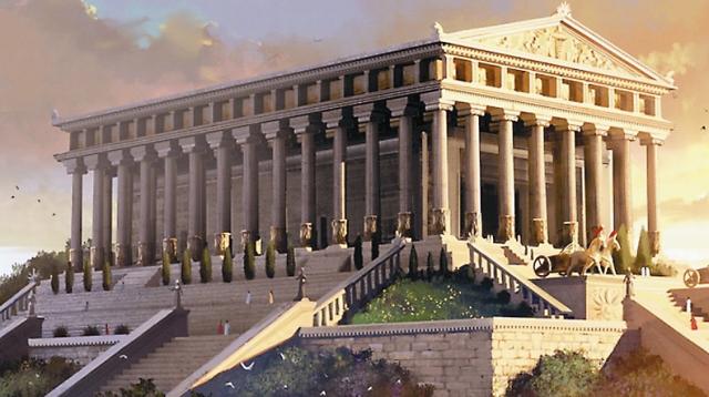 В древности град Ефес прославил языческий храм Артемиды (Дианы), который был так велик и красив, что считался одним из семи чудес света. Также Ефес известен как город, где дважды останавливался и проповедовал святой апостол Павел во время своего третьего апостольского путешествия. Здесь же, согласно преданию, окончил земную жизнь святой апостол и евангелист Иоанн Богослов. В 431 году именно в Ефесе состоялся Третий Вселенский Собор Христианской Церкви.