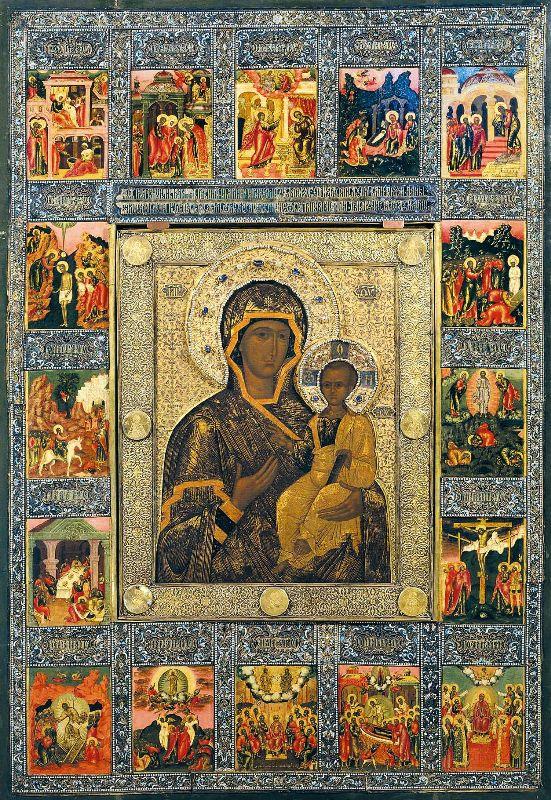 Смоленская икона (Дионисий), 1482 г.