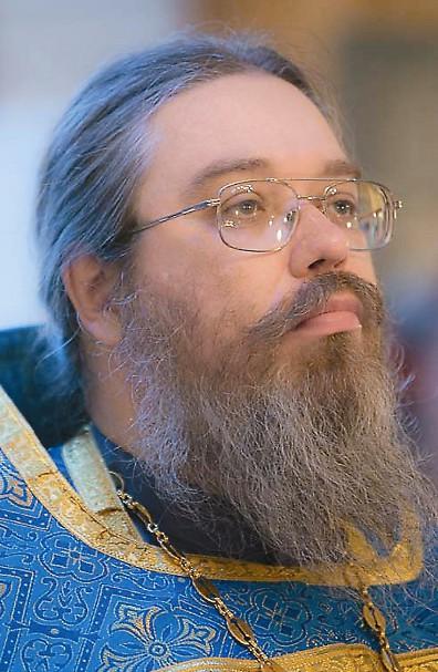 Протоиерей Георгий Крылов
