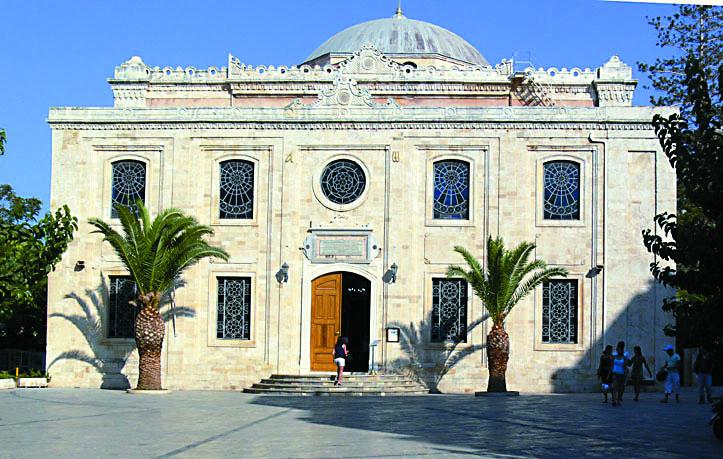 Храм святого апостола Тита в Ираклионе