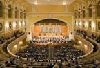 Большой зал Московской консерватории им. П.И. Чайковского
