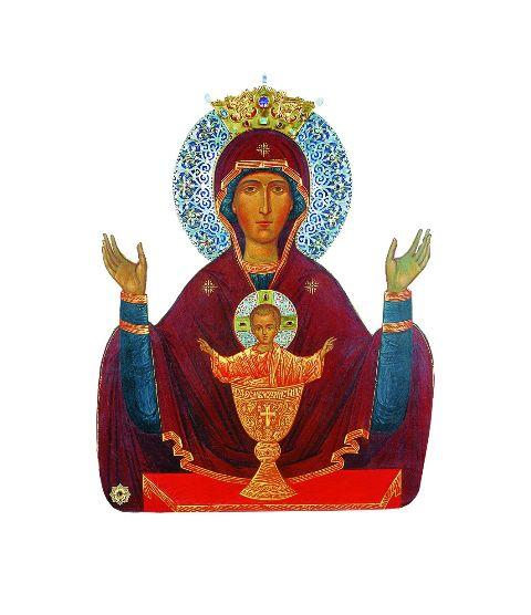 икон «Неупиваемая Чаша» в
