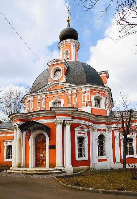 Храм святой великомученицы Екатерины на Всполье