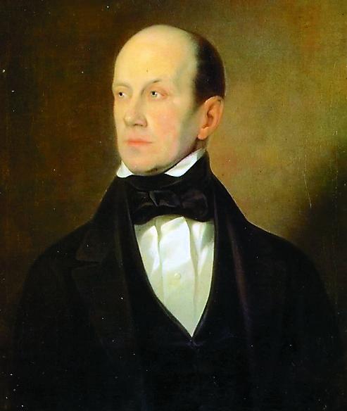 Петр Яковлевич Чаадаев