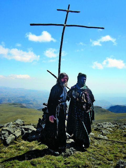 Годовщину своего рукоположения священник Феодор Конюхов встретил в эфиопских горах