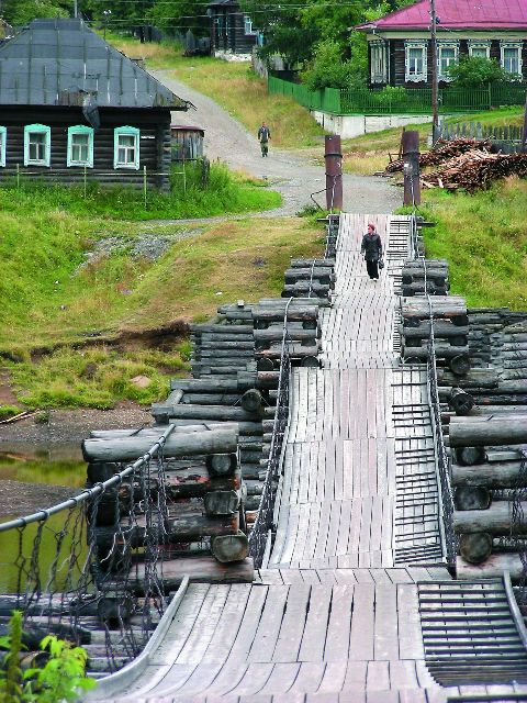 Бабиновский тракт протяженностью 273 версты в течение 250 лет оставался единственным путем за Урал