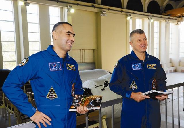Средний срок подготовки космонавта к своему первому полету – около 10 лет!