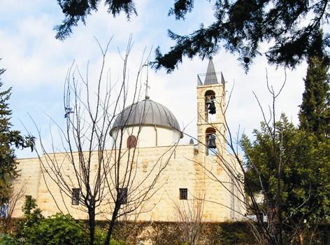 Монастырь св. Симеона в Иерусалиме