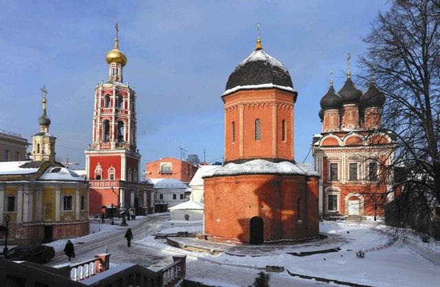 В 2015 году Высоко-Петровский монастырь отметит свое семисотлетие