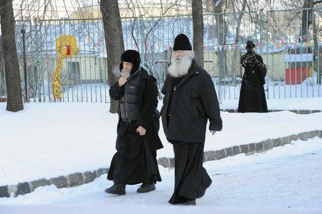 Лишь в 2009 году в полуразрушенной обители возродилась монашеская жизнь.